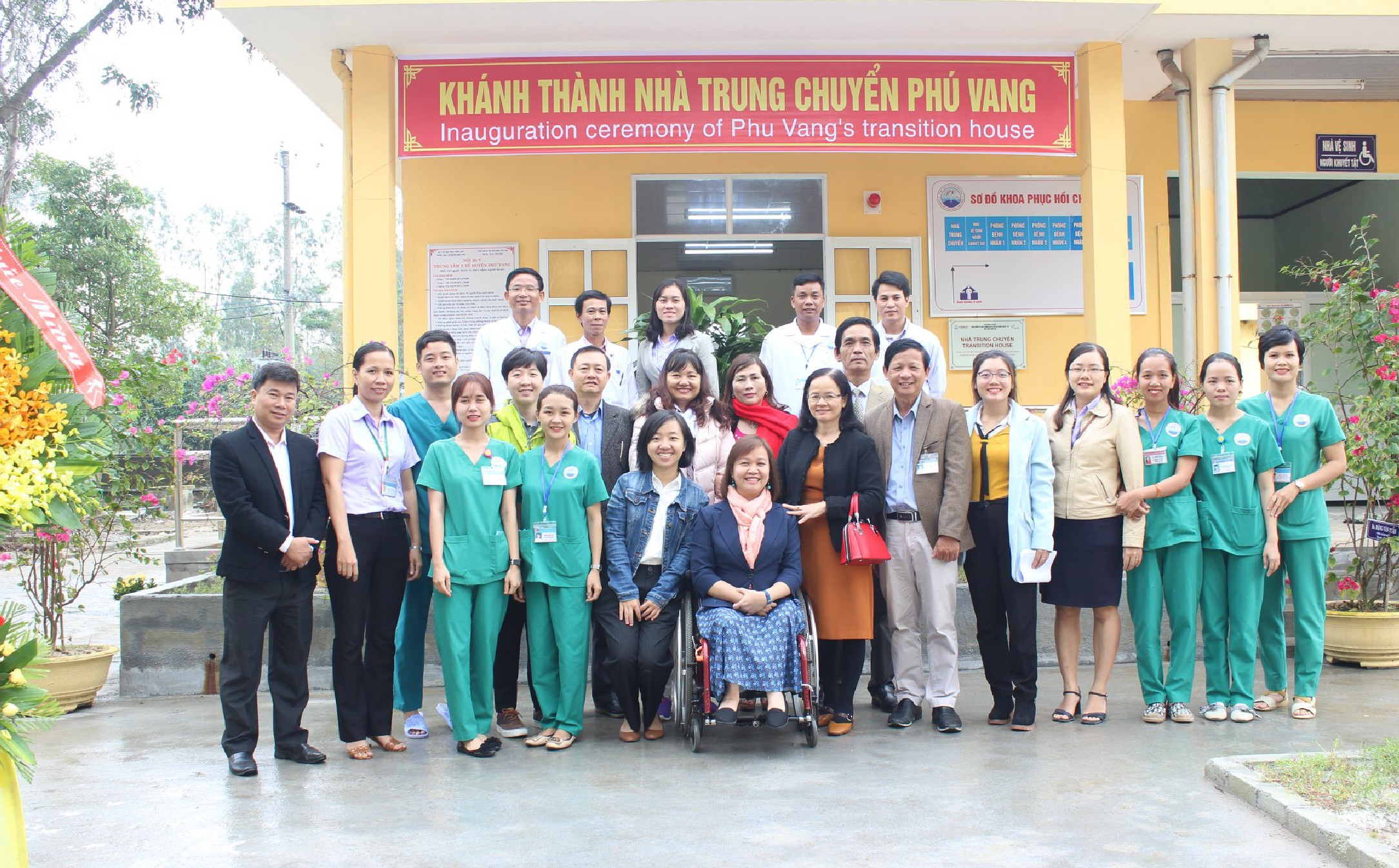 Thai Binh - Empowerment of women and girls with disabilities
